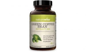 Nature Wise Green Coffee Bean