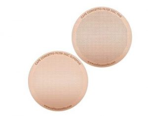 CAFE CONCETTO Filters for use in AeroPress Coffee Makers